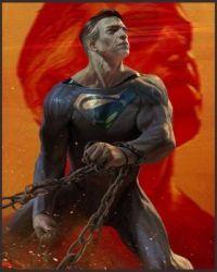 Superman by Alex Ross (DC Comics)