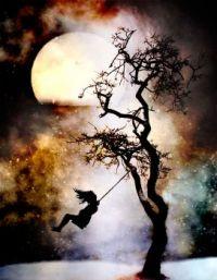 Nighttime swing