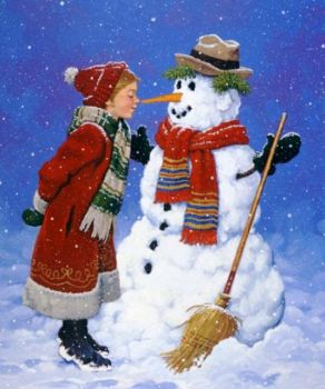 'Frosty' The Snowman #2