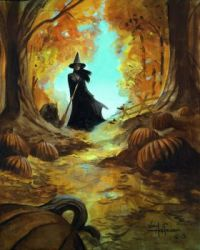 THE WITCH WALK