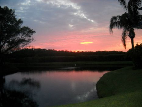 Sunset - Bradenton, Florida