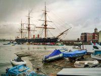 HMS Warrior, Portsmouth, UK