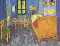 Van Gogh Vincents Schlafzimmer