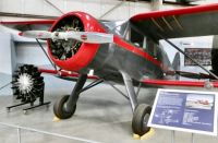 WACO ZKS-6. Pima Air and Space Museum.