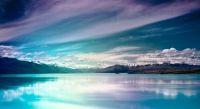 landscape and sky