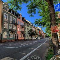 7.9 Freiburger Straßen.