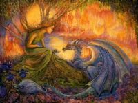 Dryad and the Dragon