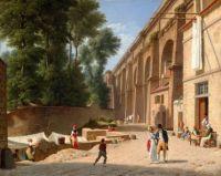 The Aqueduct of Arcueil