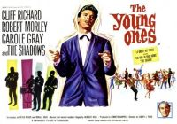 THE YOUNG ONES - 1961 MOVIE POSTER  CLIFF RICHARD,ROBERT MORLEY, CAROLE GRAY,THE SHADOWS