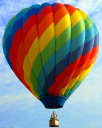 Color Splash Ballon