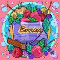 Bucket of Fruit