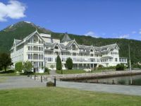 Hotel in Balestrand, Norway
