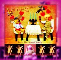 Bugosi Valentine's Day Greetings