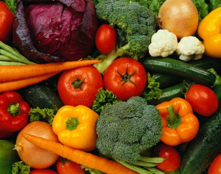 veggies for Travelia