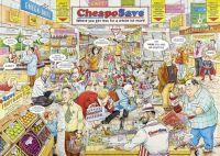 Best of British #15 The Supermarket by Geoff Tristram