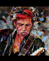 Pictures189~Keith Richards