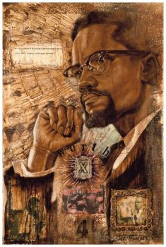 Malcolm X: Worth Dying 4 ~ Kevin Williams