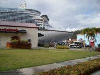 Docked - St. Thomas