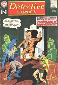 Batman And Robin Versus The Wizard Of 1,000 Menaces