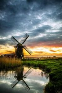 Herringfleet Windpump, Norfolk