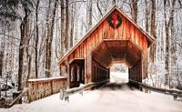 Christmas Bridge, Smoky Mtns