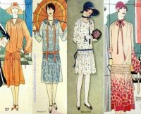 Butterick Twenties Fashions