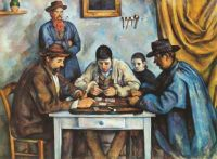 """""""The Card Players"""" (1890-1892)"""