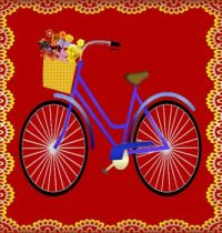 BICYCLE BUILT FOR ONE