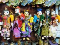Puppets in Burma