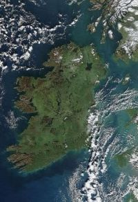 As Seen From Space: Ireland