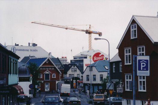 Artic Crane