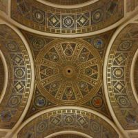 Ceiling at the National Academy of Sciences