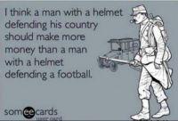 Men in Helments
