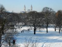 Munich, English Garden