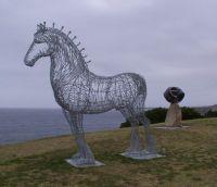 Sculptures by the Sea-Bondi to Tamarama, Sydney, 2005