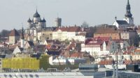 Tallinn From the Ferry