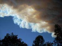 Cameron Peak Fire - The smoke in Loveland 3.