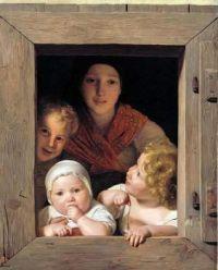"""Children in the Window"""