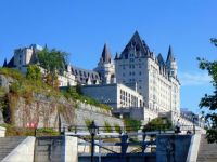 The Chateau Laurier, Ottawa