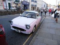 Cute car in Penzance