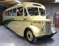 """Bedford """"OWB-58"""" Bus  - 1946"""