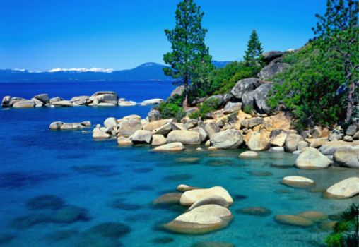 lake tahoe/bing