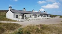 Pilot's Cottages, Ynys Llanddwyn, Anglesey UK