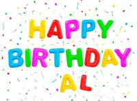 Happy Birthday Al!!