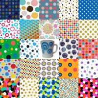 Colorful Dots  405a
