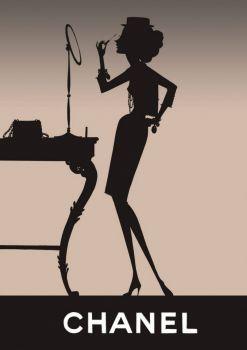 Le boudoir Chanel