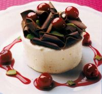 white-chocolate-parfait-flambeed-cherries