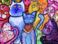 How Many Cats II ?