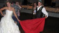 Idaho redneck wedding