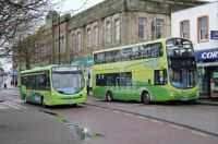 two go north east buses